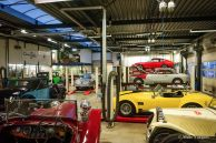 Service, repairs &  overhauls at Classic Job