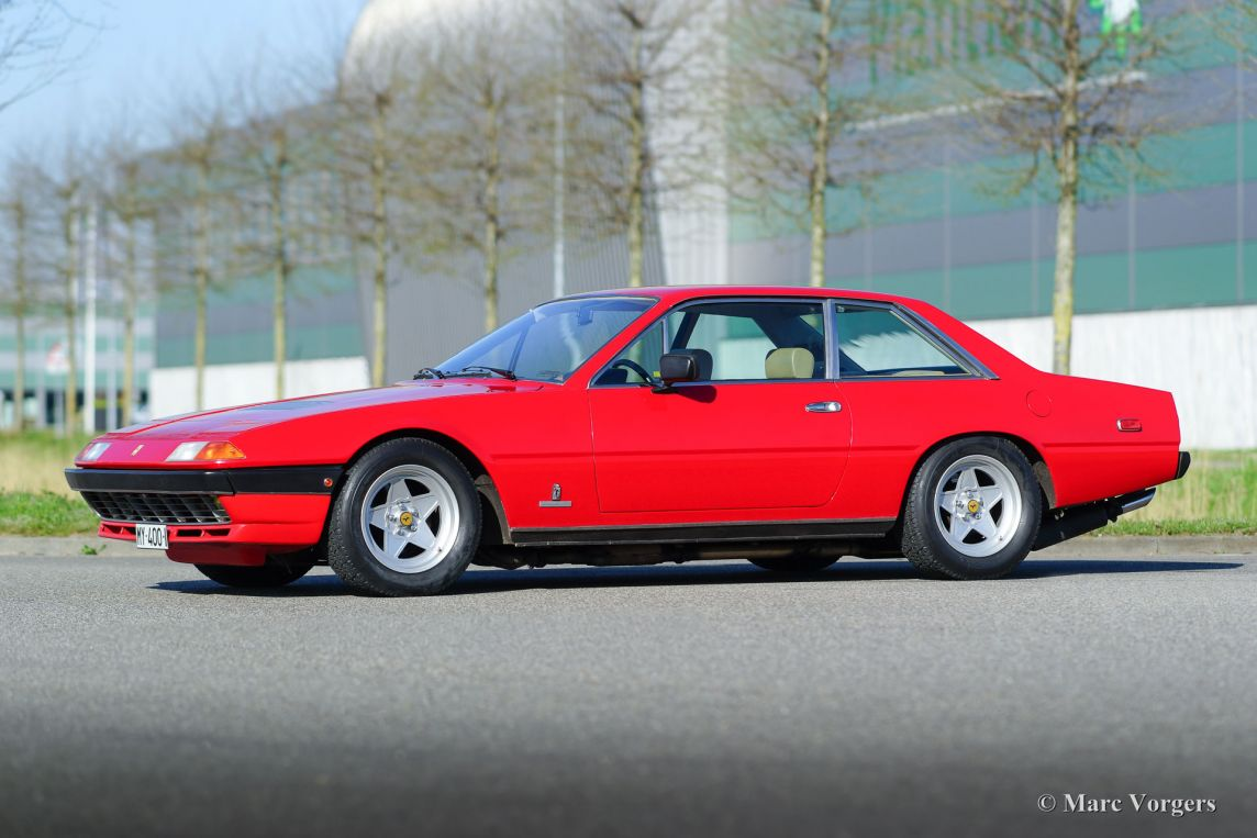 Ferrari 400i, 1981 - Welcome to ClassiCarGarage