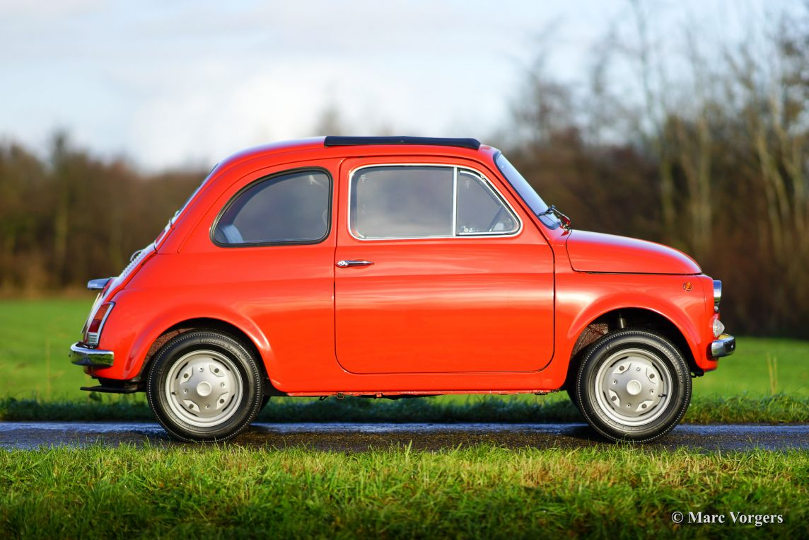 Fiat 500 R 1975 Welcome To Classicargarage
