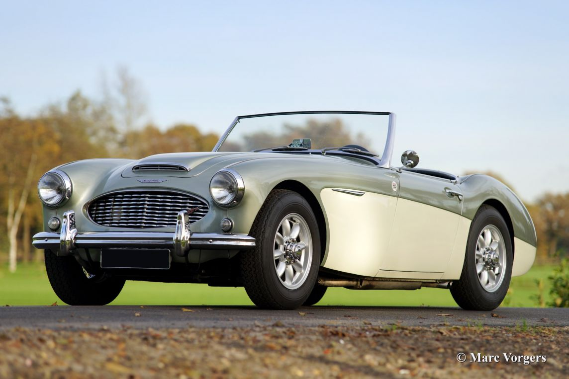 austin healey 100 6 bn6 1957 welcome to classicargarage. Black Bedroom Furniture Sets. Home Design Ideas