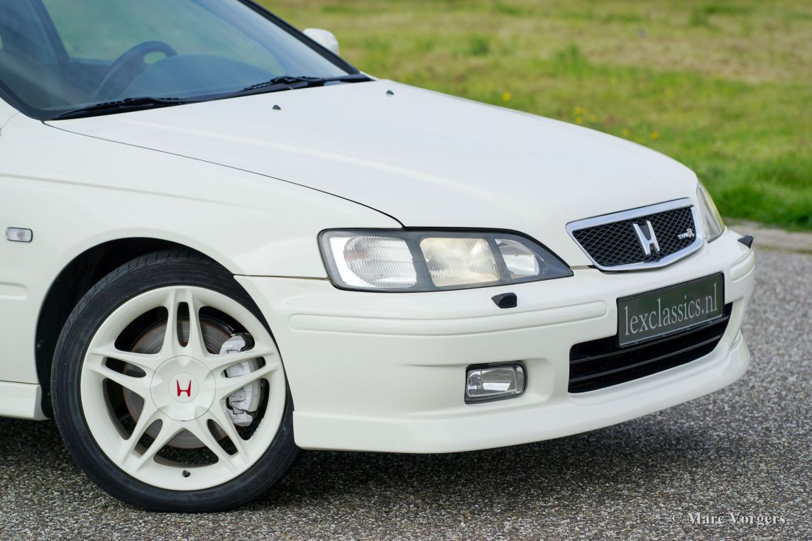 Honda Accord Type R Ac D B