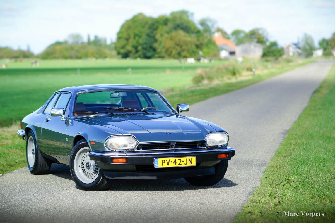 Jaguar F Type Coupe >> Jaguar XJS V12 HE coupe, 1986 - Welcome to ClassiCarGarage