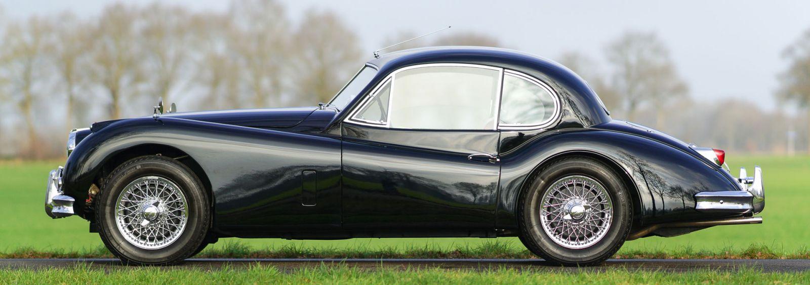 Jaguar XK 140 SE FHC, 1956