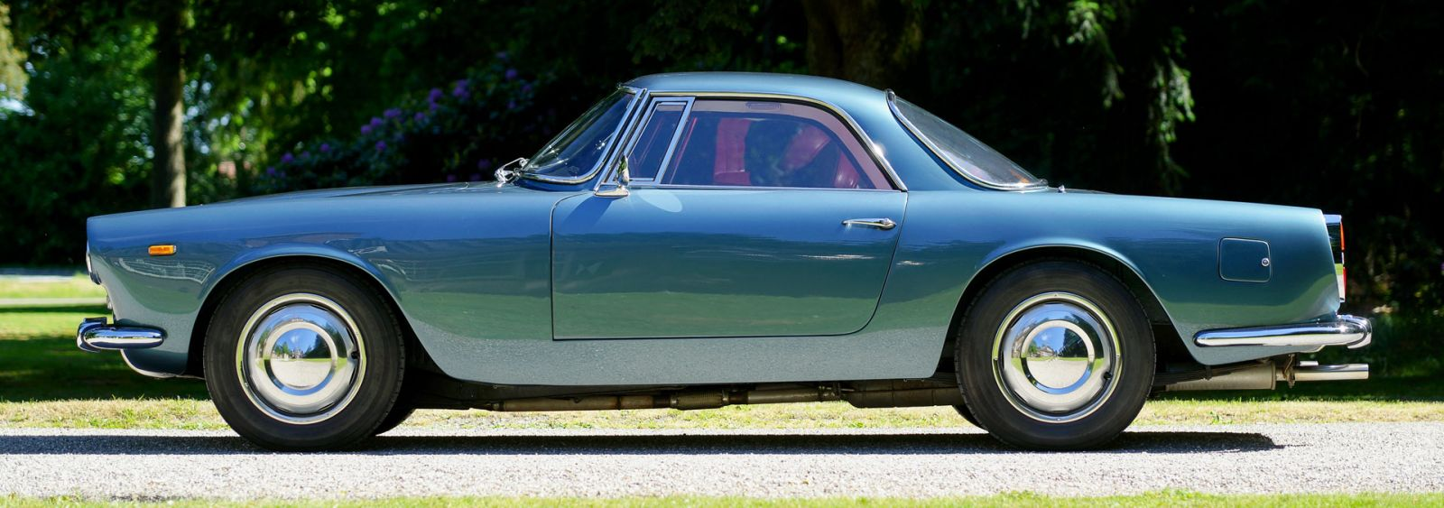 Lancia Flaminia 2.8 L 3C coupe, 1966 - Welcome to ClassiCarGarage