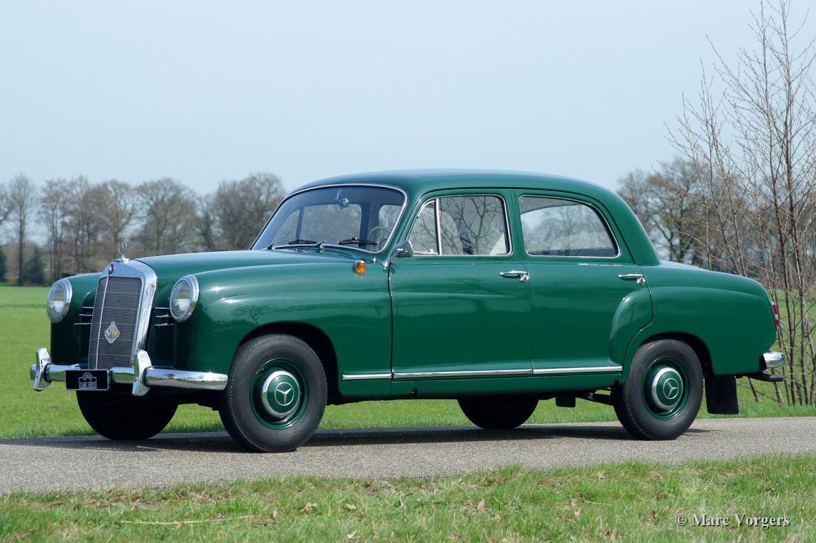 Mercedes benz 180 1958 welcome to classicargarage for Garage mercedes bron