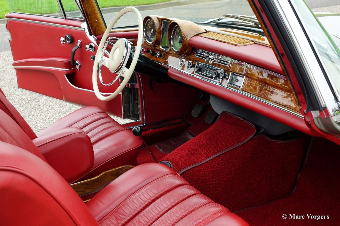Mercedes Benz 250 Se Coupe 1966 Welcome To Classicargarage