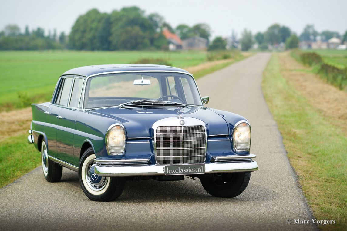 Mercedes benz 220 s 1964 welcome to classicargarage for Mercedes benz bentonville ar