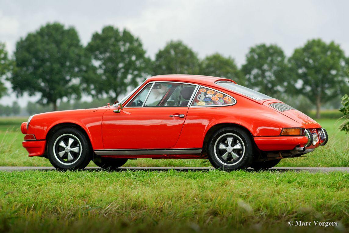 Porsche 911 S Rally Car 1970 Welcome To Classicargarage