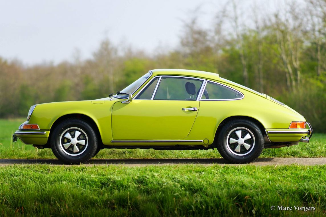 Porsche 911 2 0 T 1969 Welcome To Classicargarage