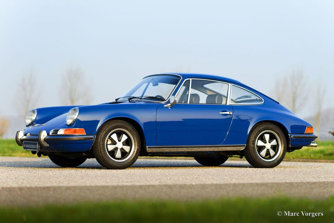 Porsche 911 2 0 S 1969 Welcome To Classicargarage