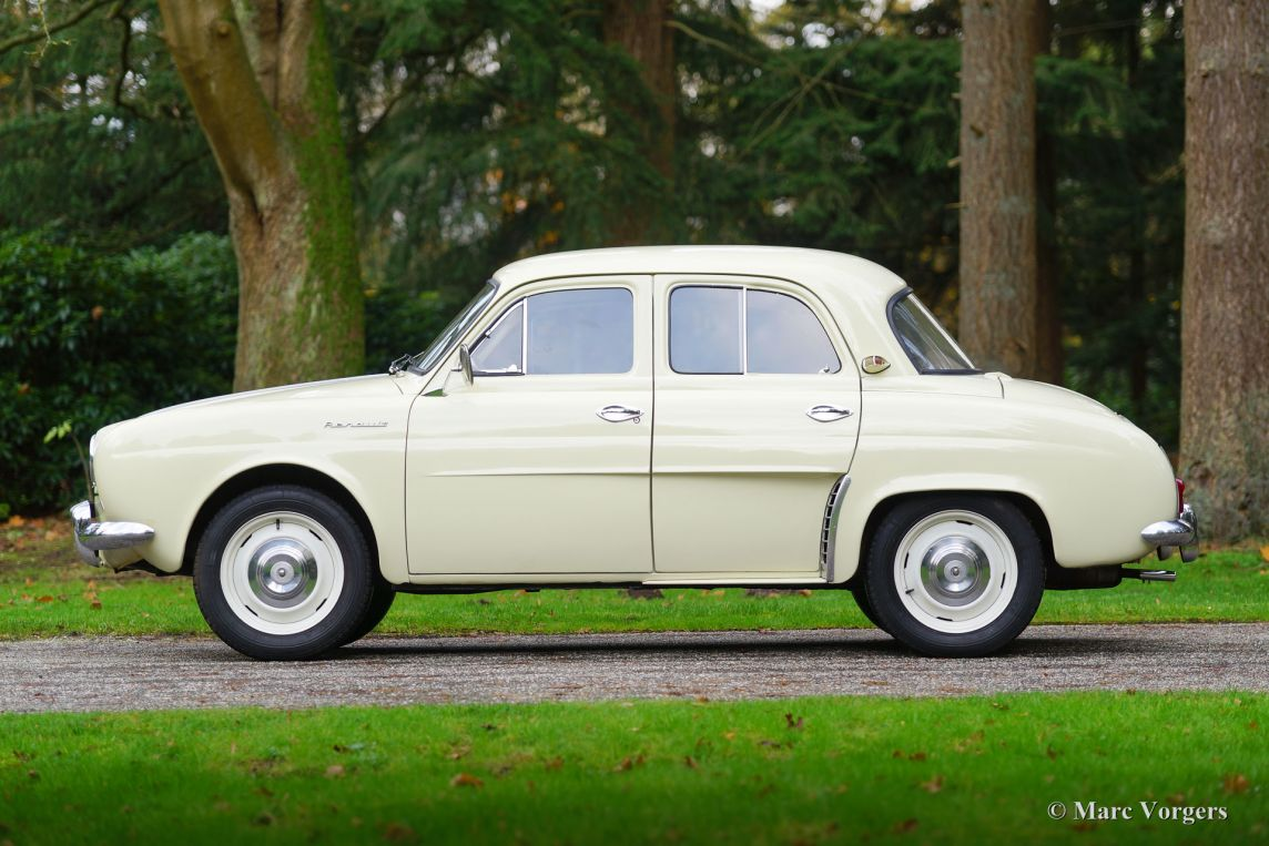 Renault Dauphine 1957 Welcome To Classicargarage