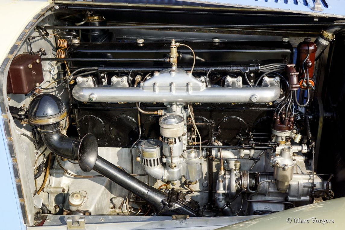 Rolls Royce Silver Ghost >> Rolls Royce Phantom II, 1929 - Welcome to ClassiCarGarage