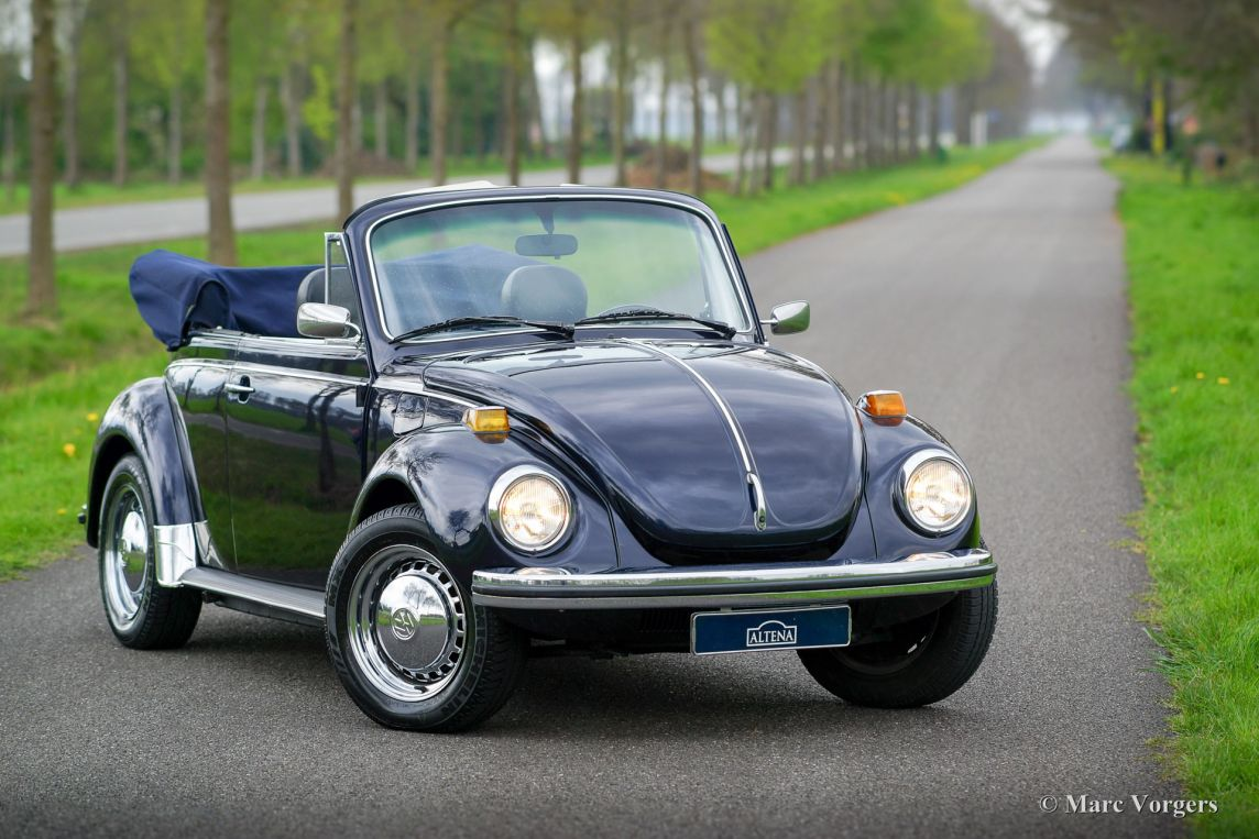 VW Cc For Sale >> Volkswagen 'Beetle' 1303 LS cabriolet, 1973 - Welcome to ...