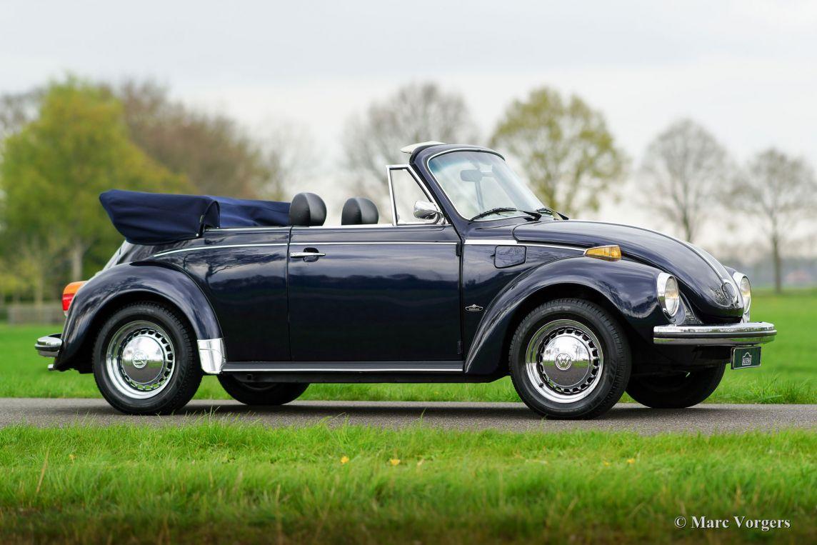 volkswagen beetle  ls cabriolet    classicargarage