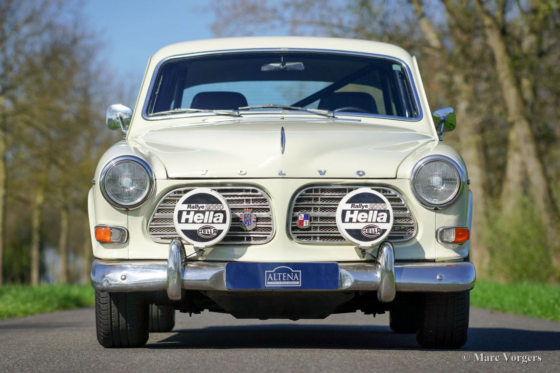 Volvo 123 GT 'Amazon', 1967 - Welcome to ClassiCarGarage