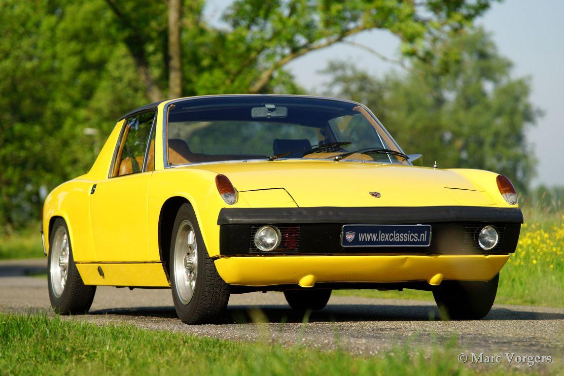 VW Cc For Sale >> Volkswagen-Porsche 914, 1970 - Welcome to ClassiCarGarage