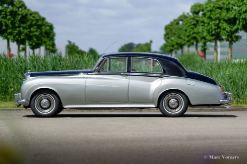 Bentley S1 Saloon, 1959