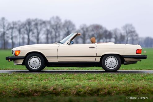Mercedes-Benz 560 SL, 1989