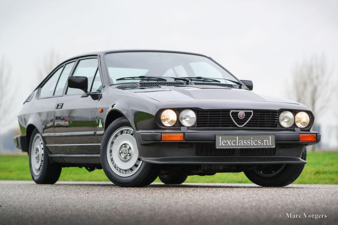 Alfa Romeo Alfetta Gtv Def C C