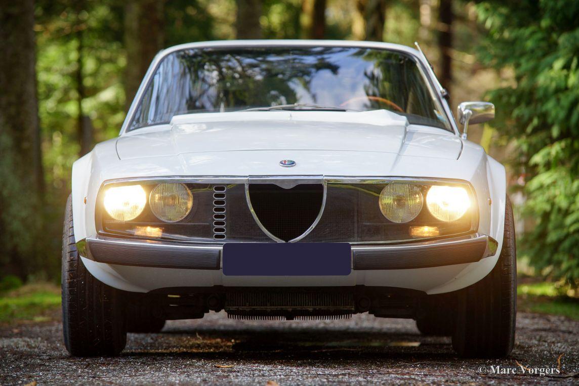 Alfa Romeo Giulia Zagato C Bdb C
