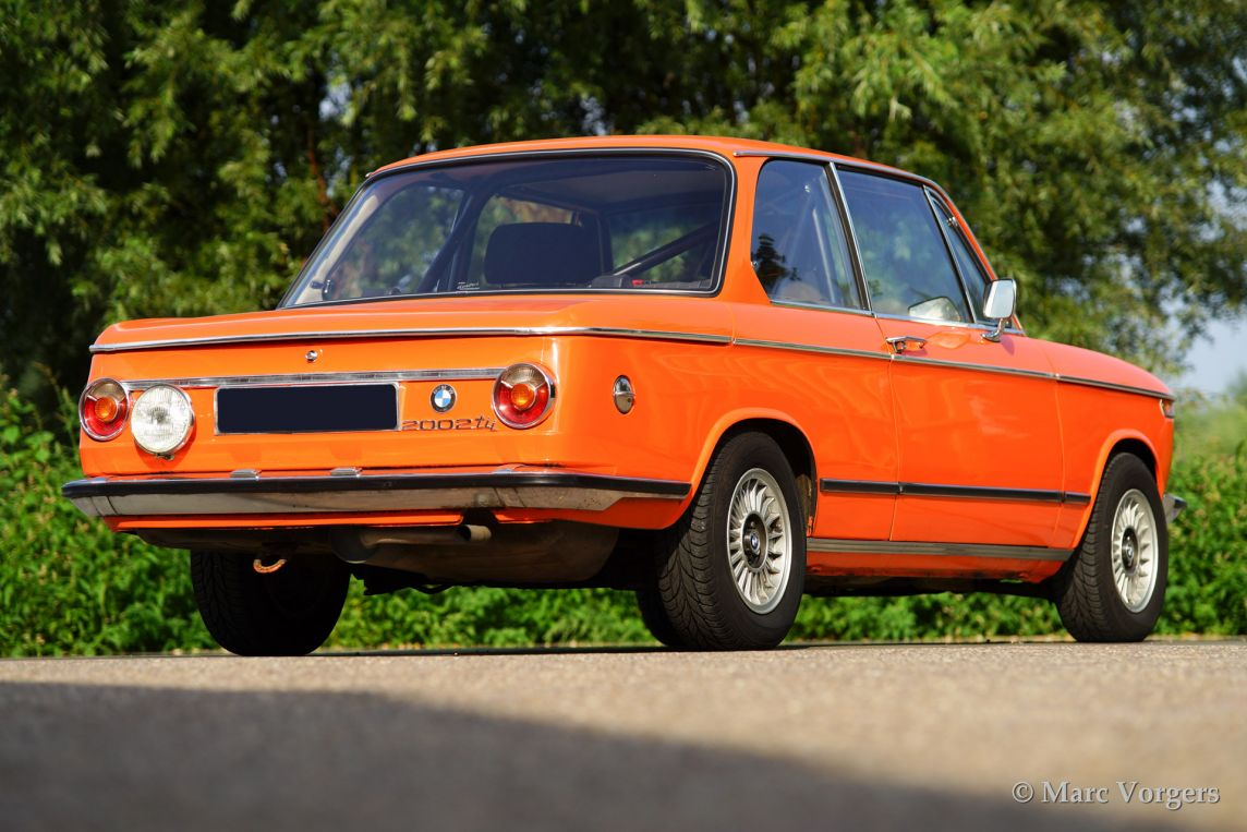 BMW 2002 Tii For Sale >> BMW 2002 Tii rally car, 1972 - Welcome to ClassiCarGarage