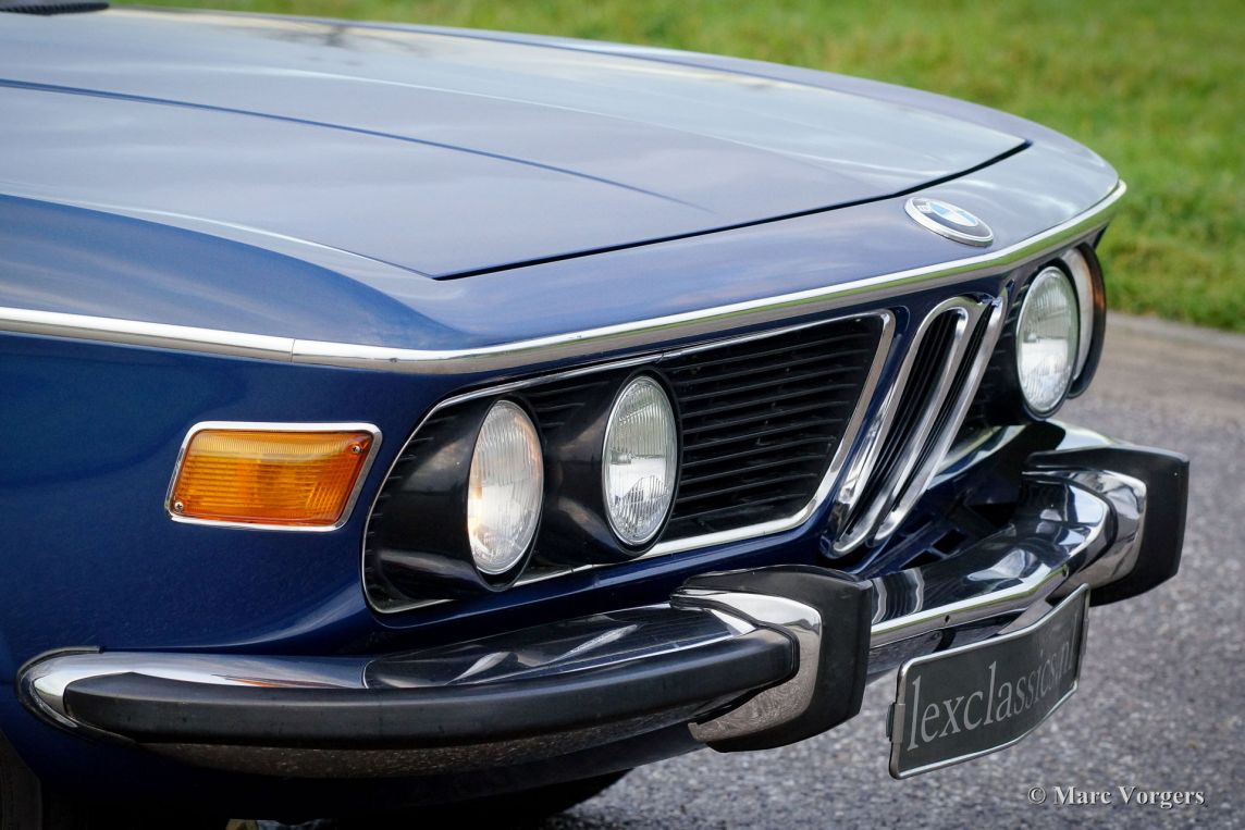 Bmw 3 0 cs 1971 welcome to classicargarage for Garage bmw chambery 73
