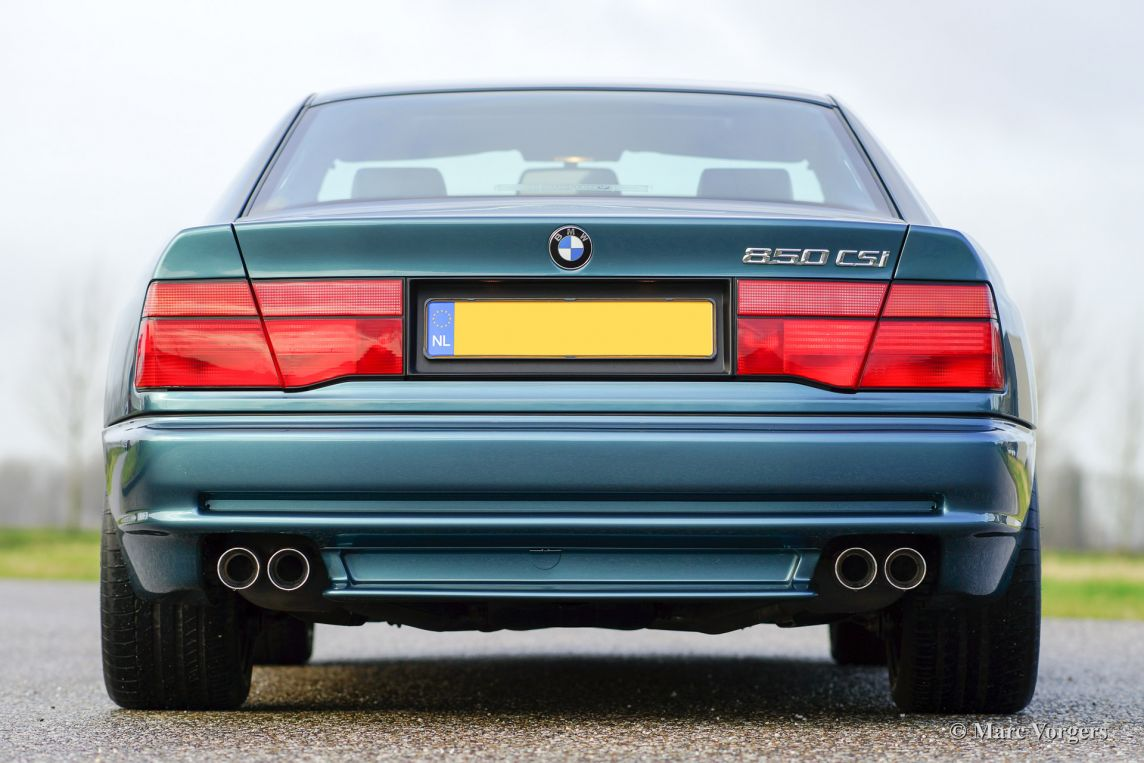 BMW 850 CSI, 1995 - Welcome to ClassiCarGarage
