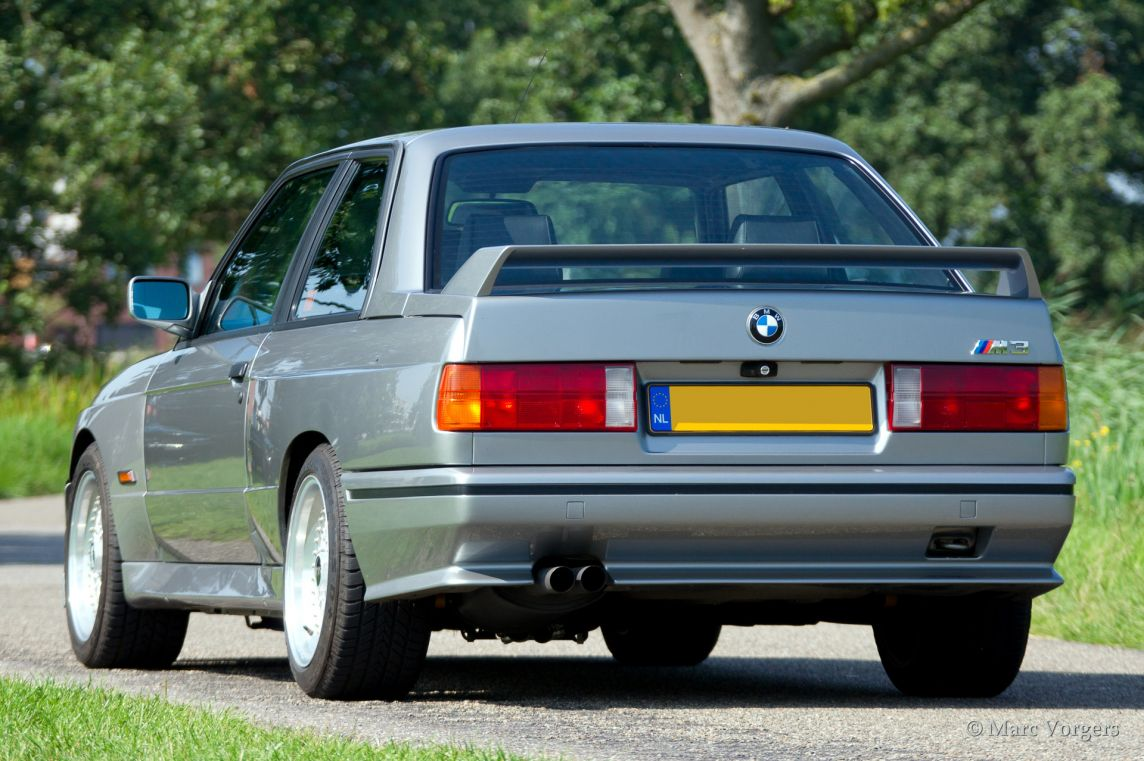 BMW M3 (E30), 1988 - Welcome to ClassiCarGarage