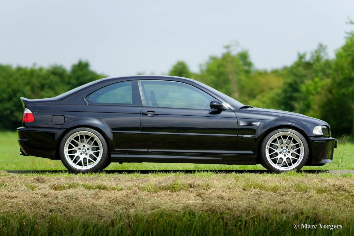 Bmw M3 Csl 2003 Welcome To Classicargarage