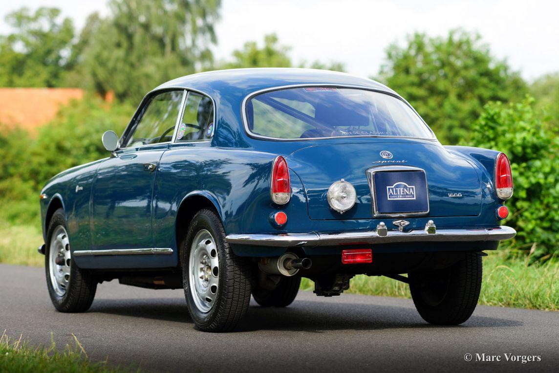 Giulietta C E C on Alfa Romeo Spider Engine