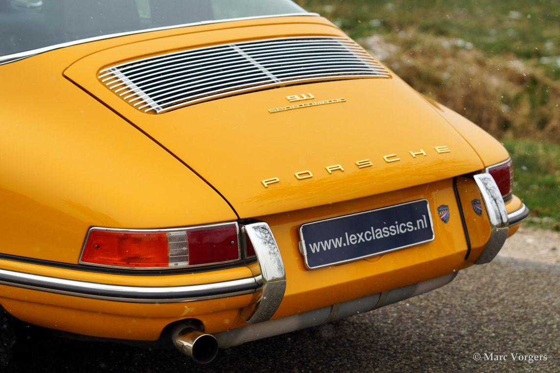 Porsche 911 2 0 Sportomatic 1968 Welcome To Classicargarage