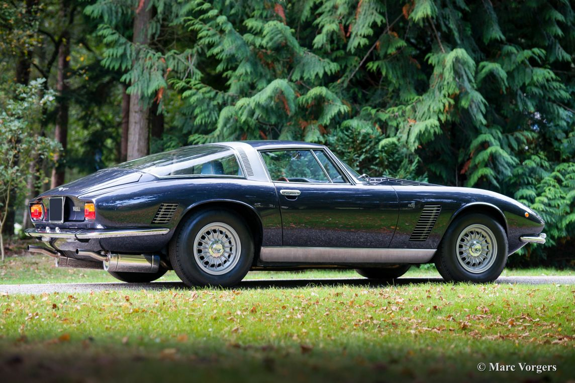 Iso Grifo 5 7 Litre Ir 8 1973 Welcome To Classicargarage