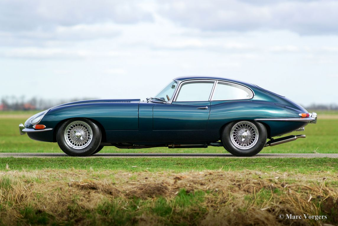 Jaguar E Type >> Jaguar E-type 3.8 Litre FHC, 1962 - Welcome to ClassiCarGarage