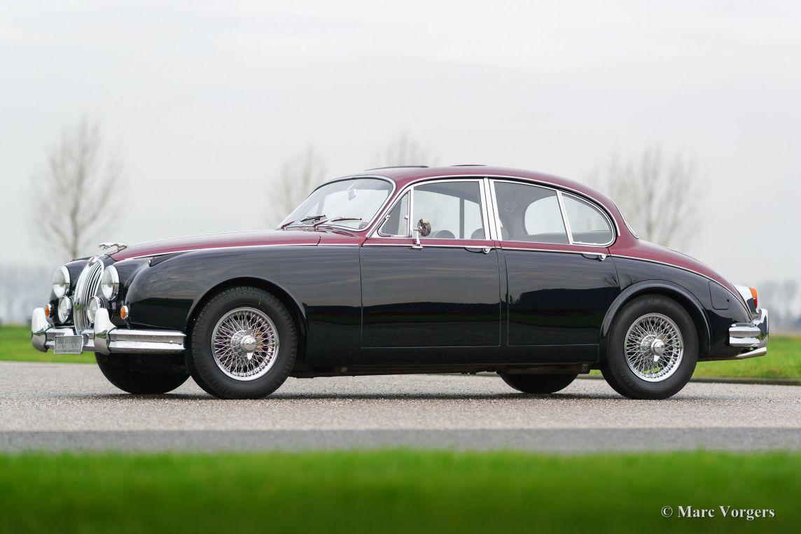 Jaguar Mk Ii 3 8 Litre 1961 Welcome To Classicargarage