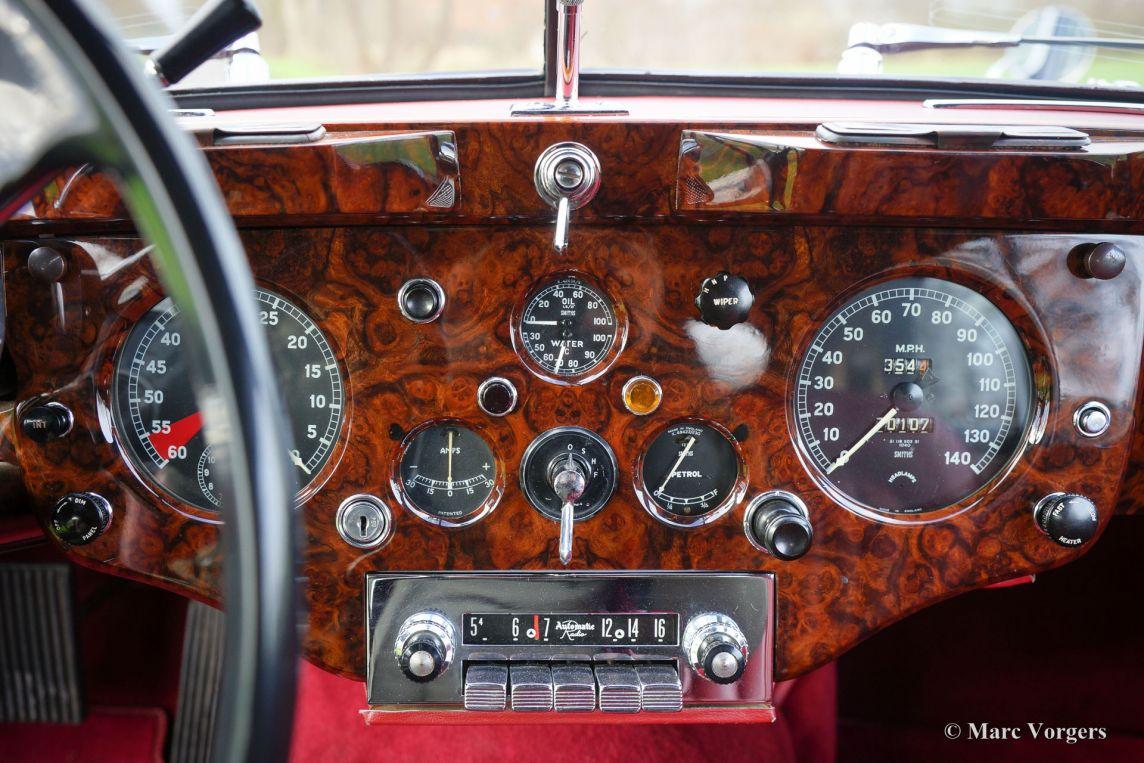 Jaguar E Type For Sale >> Jaguar XK 140 SE FHC, 1956 - Welcome to ClassiCarGarage