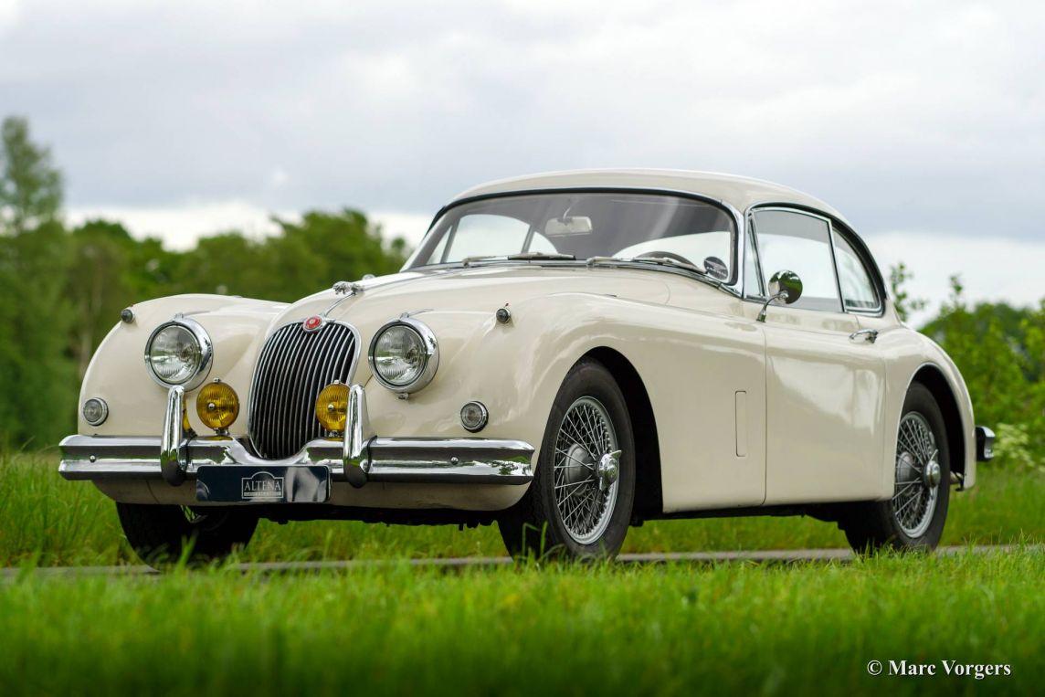 Jaguar F Type Convertible >> Jaguar XK 150 3.4 Litre FHC, 1958 - Welcome to ClassiCarGarage