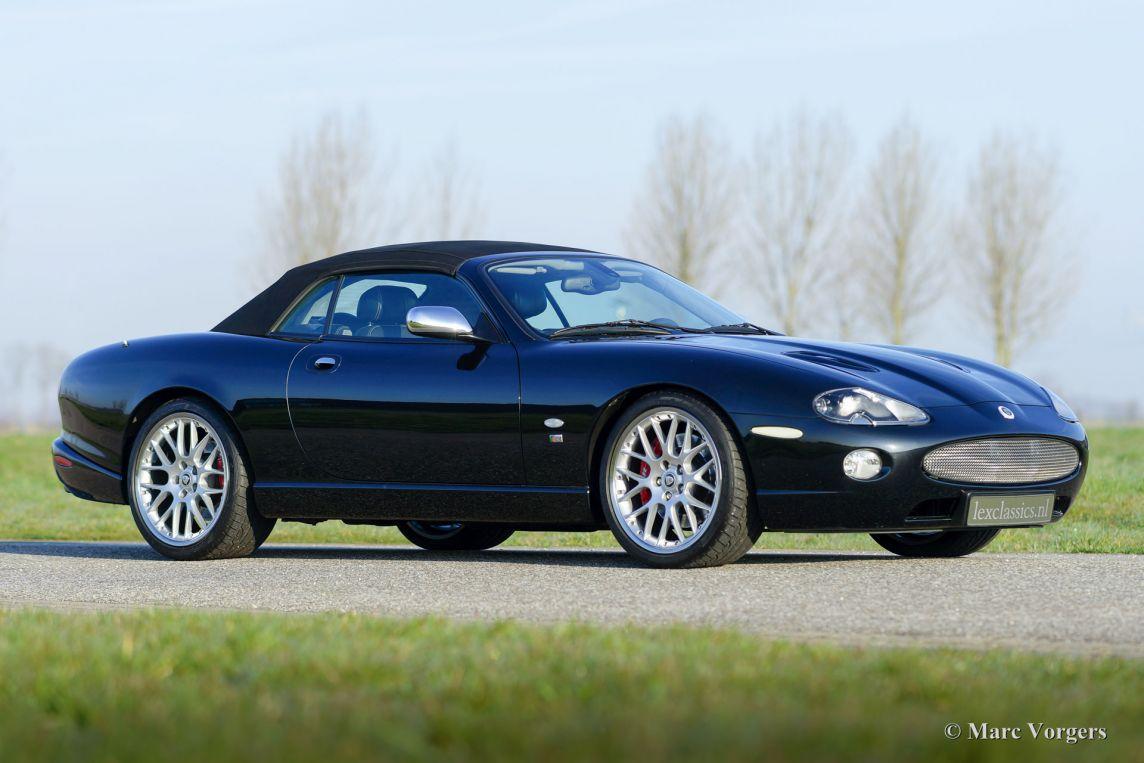 jaguar xkr 4 2 s convertible 2005 welcome to classicargarage. Black Bedroom Furniture Sets. Home Design Ideas