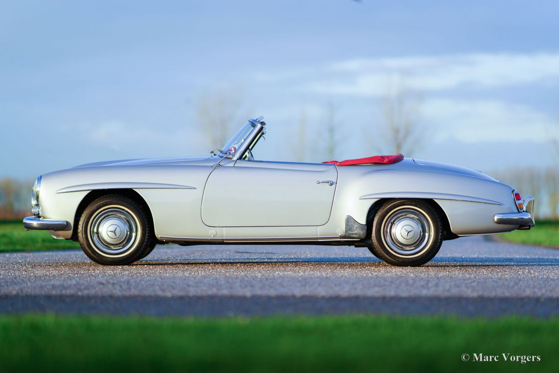 Mercedes Benz 190 Sl 1961 Welcome To Classicargarage