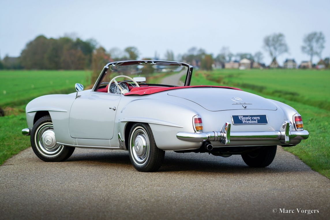 Mercedes benz 190 sl 1957 welcome to classicargarage for 1957 mercedes benz