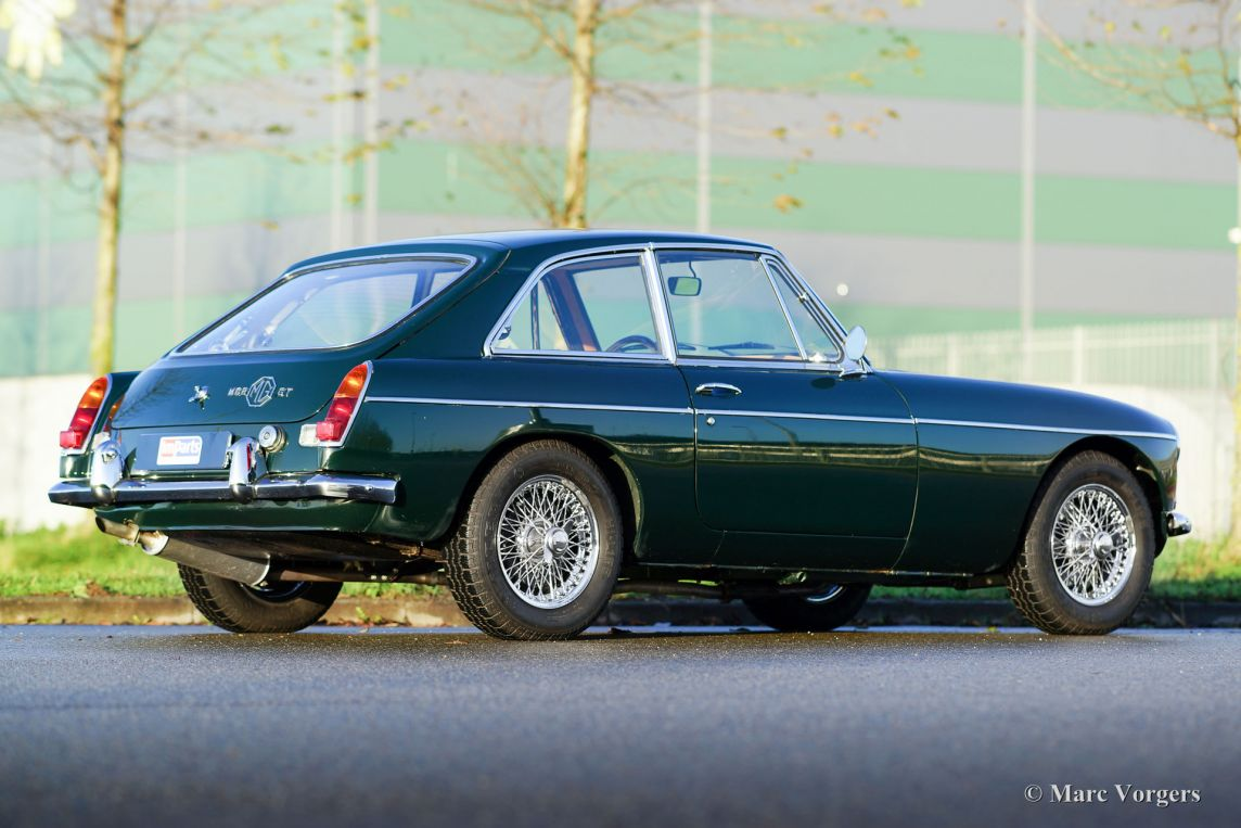 MG MGB GT, 1969 - Welcome to ClassiCarGarage