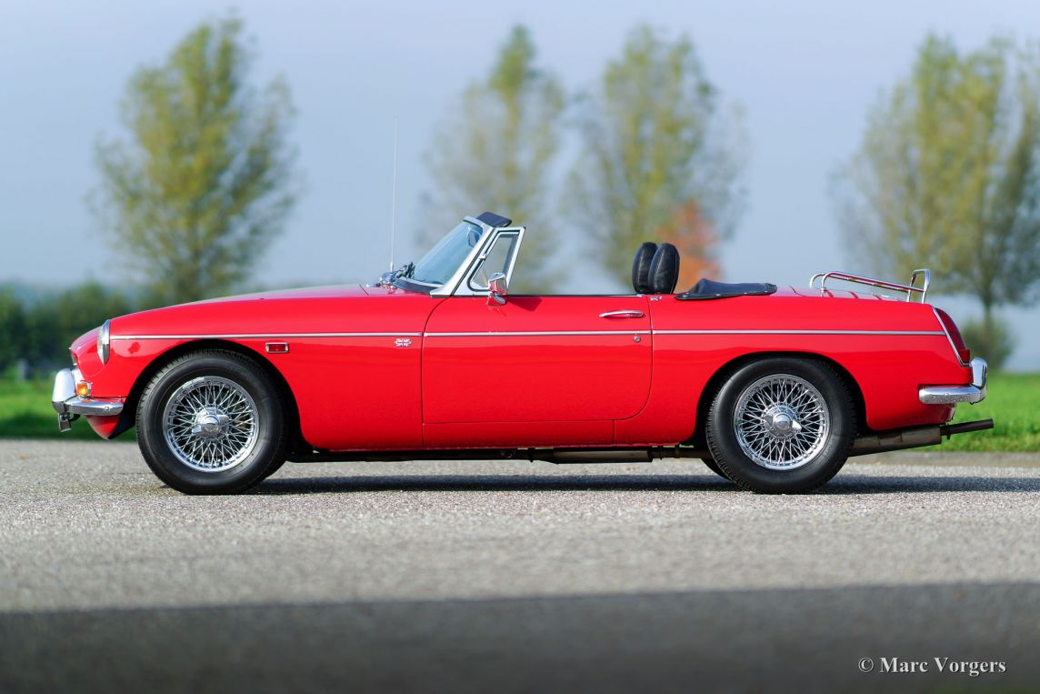 Mg Mgb Roadster 1969 Welcome To Classicargarage