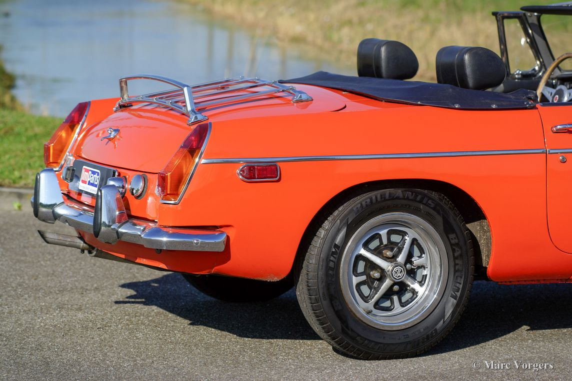 Mg Mgb Roadster 1974 Welcome To Classicargarage