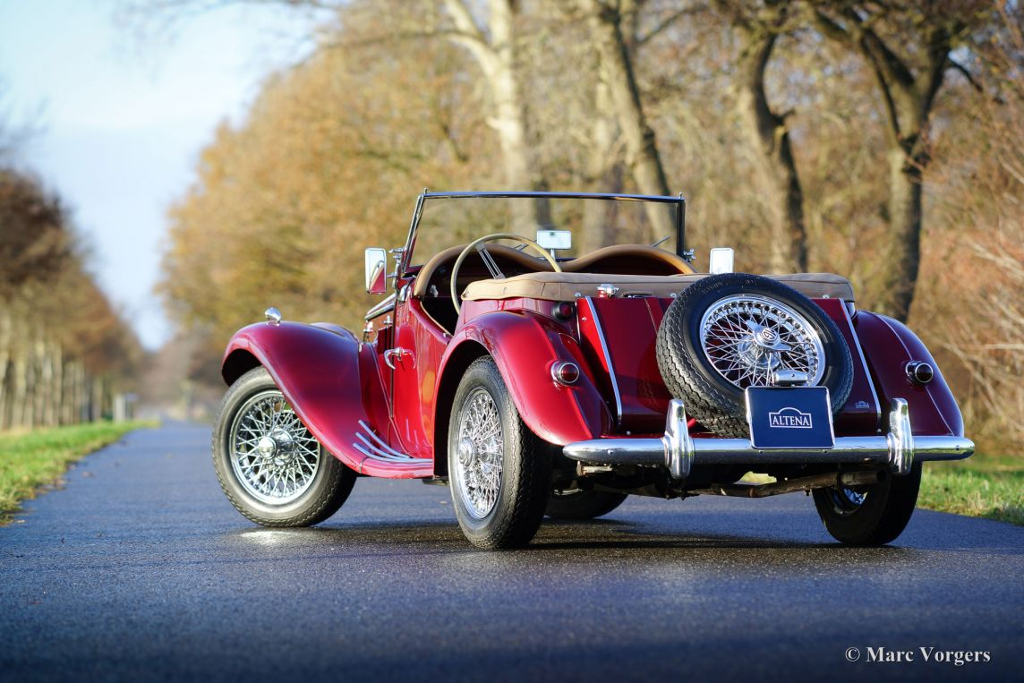 Mg Tf 1500 1955 Welcome To Classicargarage