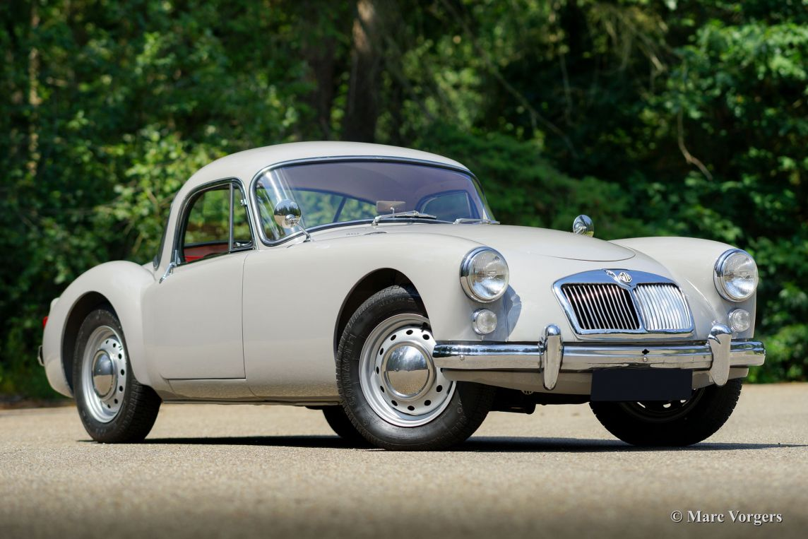 Mg Mga 1600 Coupe 1959 Welcome To Classicargarage