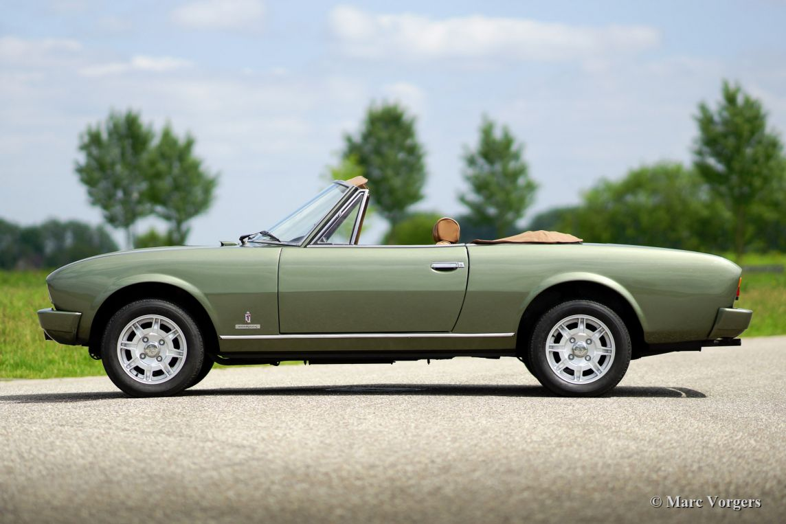 Shortened Cars >> Peugeot 504 Pininfarina cabriolet, 1979 - Welcome to ClassiCarGarage