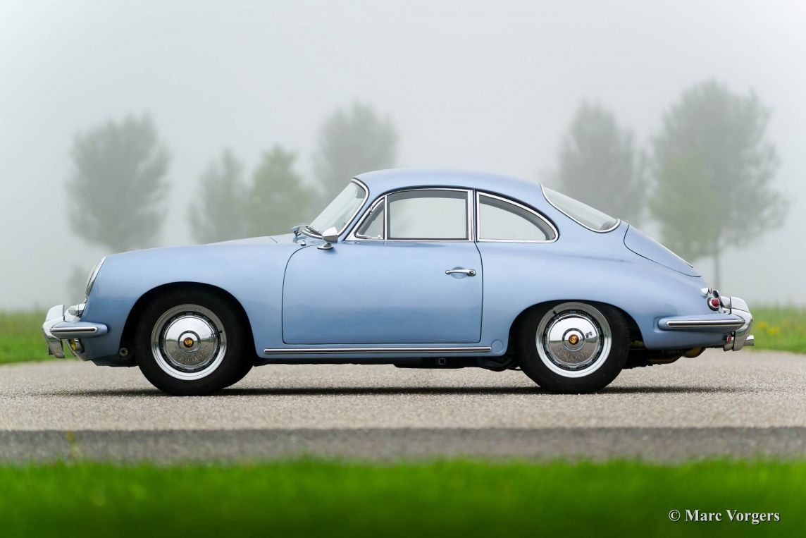 Porsche 356 B T6 Coupe 1963 Welcome To Classicargarage