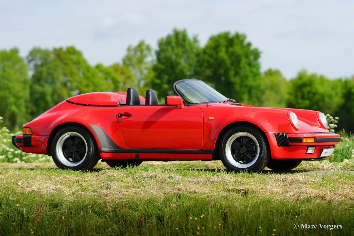 Porsche 911 Speedster 3 2 1989 Welcome To Classicargarage