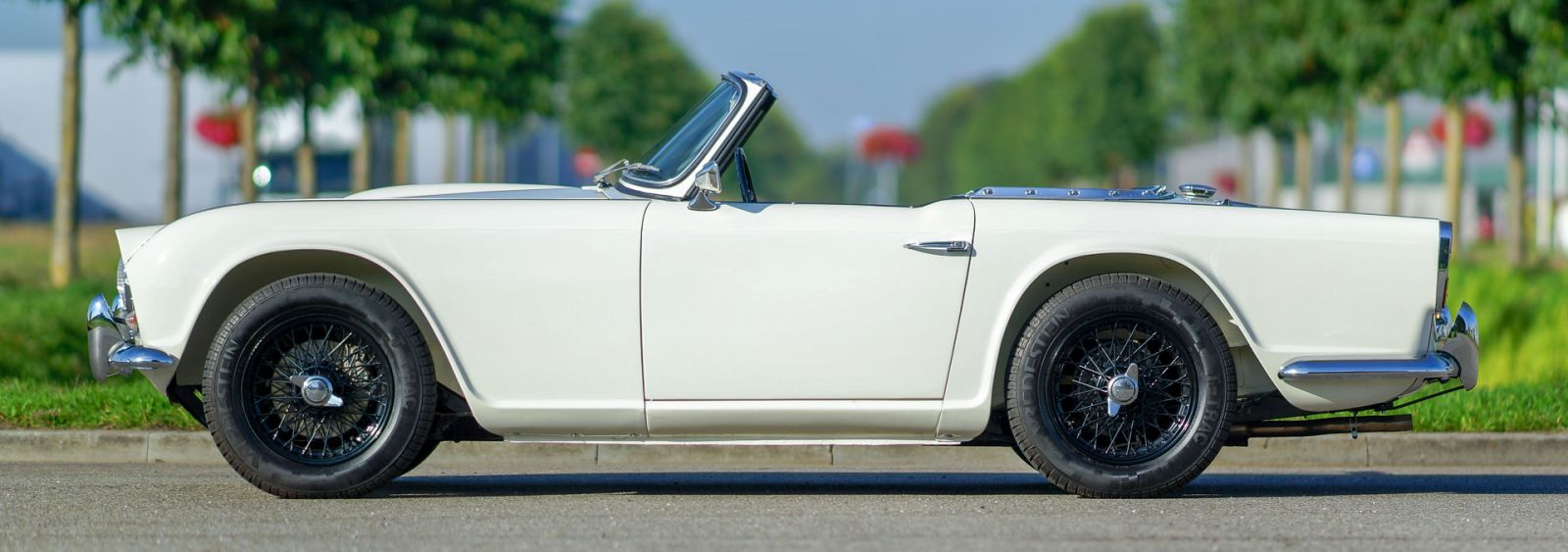 Triumph Tr 4 1964 Welcome To Classicargarage