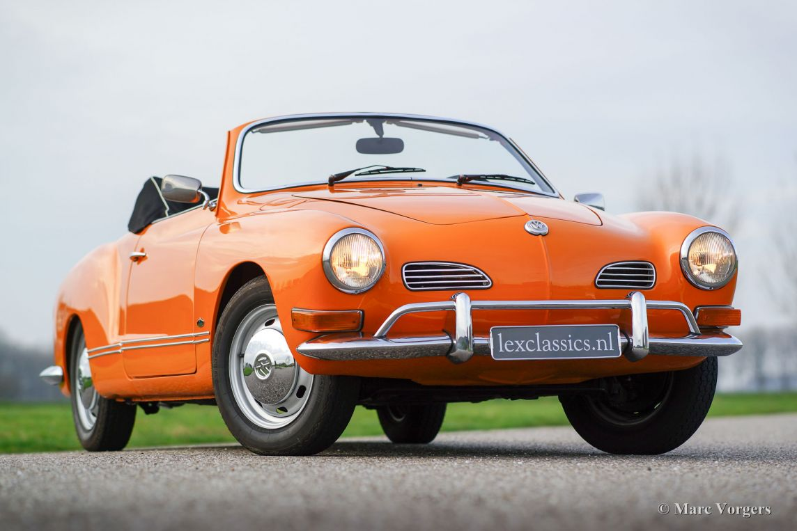 Volkswagen Karmann Ghia 1500 Cabriolet 1969 Welcome To