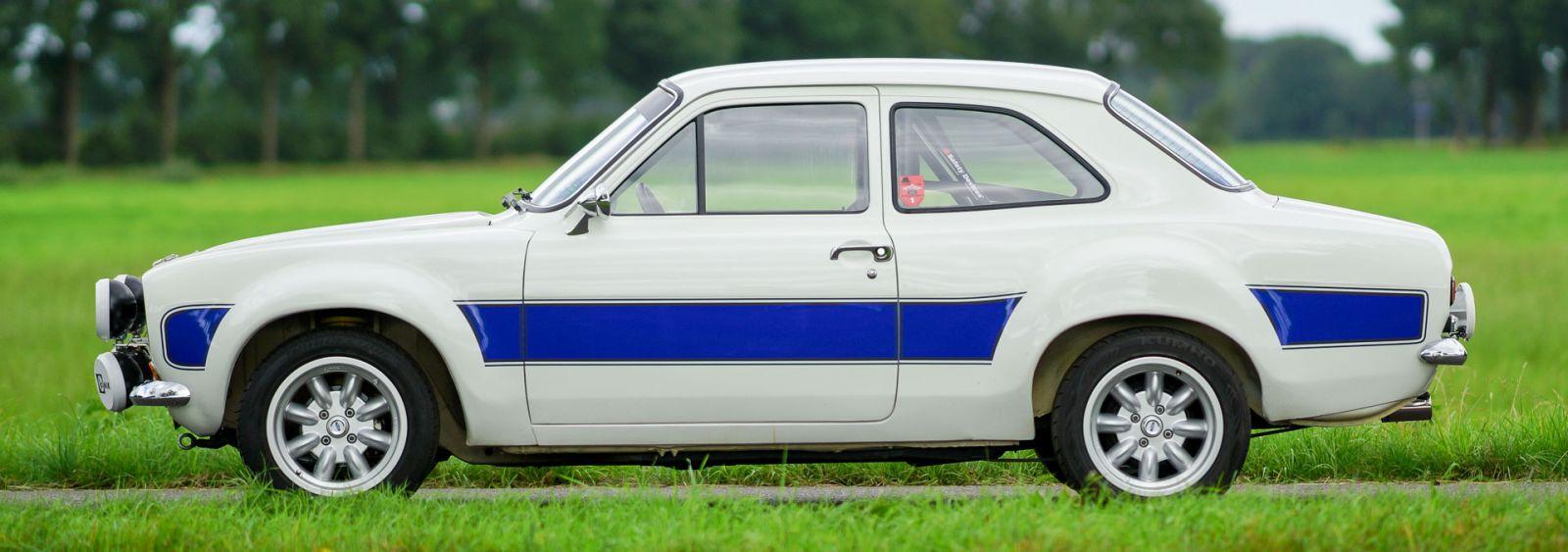 Ford Escort Mk I rally car 1970 & Ford Escort Mk I rally car 1970 - Welcome to ClassiCarGarage markmcfarlin.com